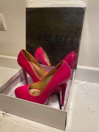 Zapatos de plataforma de fiesta