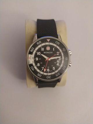 reloj wenger comando GMT