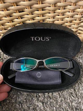 Gafas para graduar Tous.