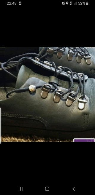 Zapatos Camper, negros, 39.