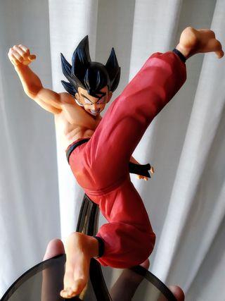 Estatua ORIGINAL Goku adolescente Banpresto DBZ