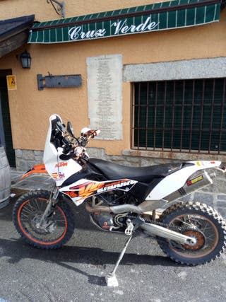 KTM 690 ENDURO R RALLY