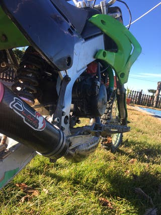 Pit bike motor am6