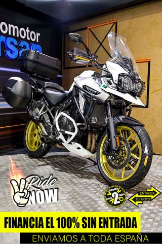 Triumph Explorer 1200 *** FULL *** IMPECABLE ***