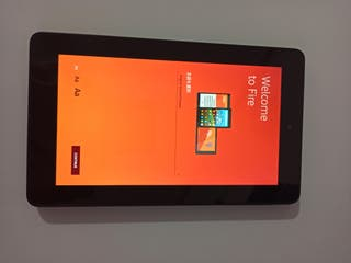 "Tablet Fire Amazon 7"""