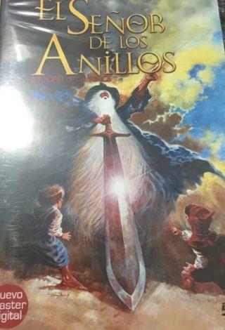 DVD - El Señor de los Anillos (Animación)
