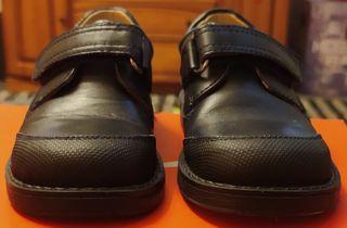 zapatos piel niño de OTS
