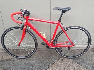 Bicicleta Orus carrera aluminio NUEVA
