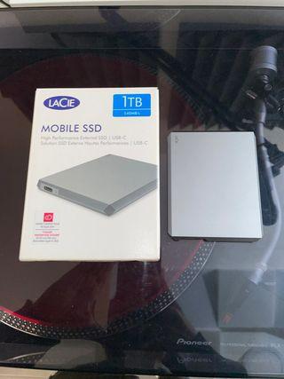 Lacie SSD 1TB