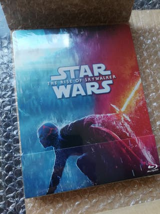 Star Wars IX El Ascenso de Skywalker Steelbook