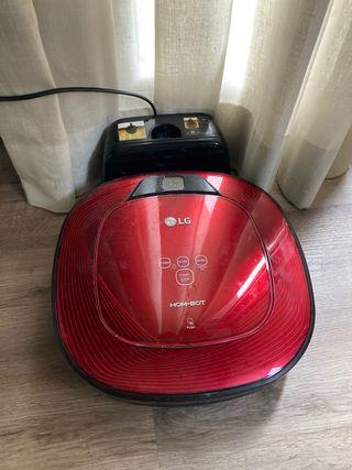Robot Aspirador Lg home bot VR64702LVMT