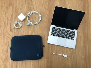 "MacBook Pro 13"" 2012 (i7/8 GB memoria/1 TB SSD)"