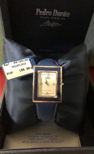Reloj annapurna Pedro Durán. Nuevo