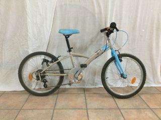 Bicicleta Btwin (decathlon)