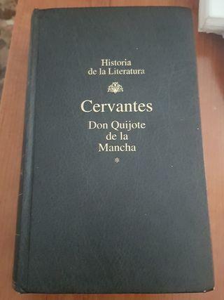 Libro;Don quijote de la mancha