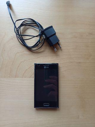 Smartphone LG Optimus L5 E610