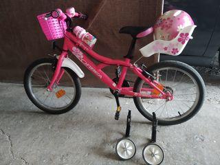 bicicleta de niña 5/8 años. Marca Orbea Jasmíne