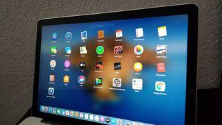 PORTATIL MACBOOK PRO INTEL I5/8GB/SSD