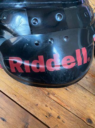 SHOULDER PADS RIDDELL RIVAL