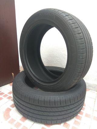 Neumáticos KUMHO225/45 ZR17 91W ES31 ECOWING