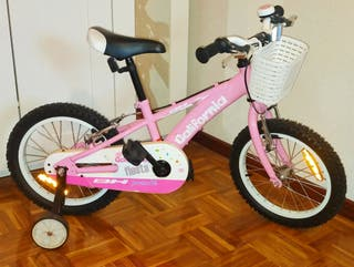 bicicleta infantil BH California junior 16""