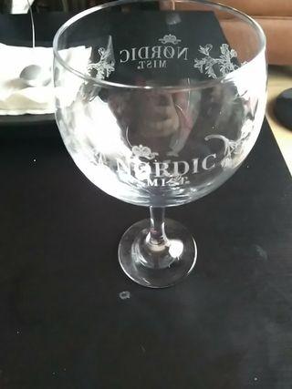 Copas de gin tonic. 6