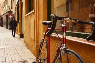 Bicicleta clasica pinarello