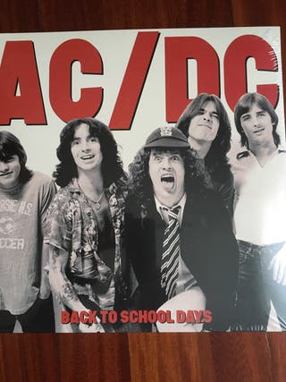 AC DC BACK TO SCHOOL DAYS