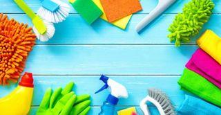 limpieza/cuidado de niños