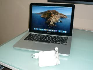 MACBOOK PRO 13PULGADAS INTEL I5 8GB,RAM 320HDD.