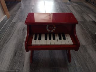mini piano de madera Hanod