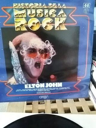 """Elton John """"Historia de la música rock vol 44"""