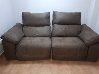 sillón abatible.