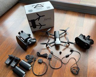 Parrot Bebop 2 Power FPV Pack +mochila +accesorios