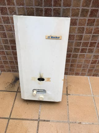Termo calentador de agua