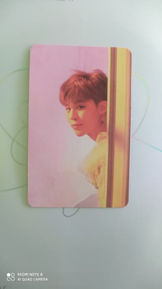 Photocards BTS Jimin Answer y grupal