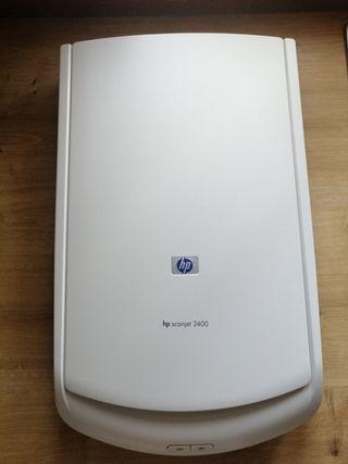 Escáner HP scanjet 2400