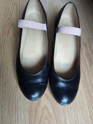 Zapatos baile flamenco 32