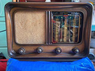 Radio Magestic antigua
