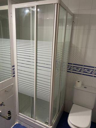Mampara ducha 70x70