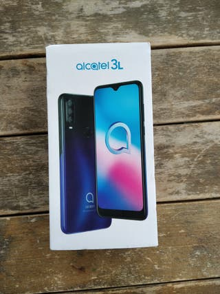 Teléfono Alcatel 3L sin abrir