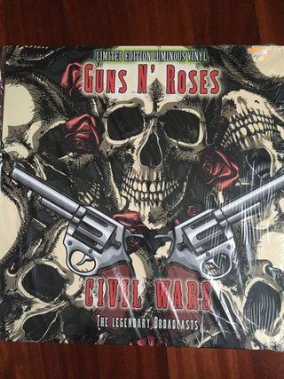GUNS N ROSES CIVIL WARS