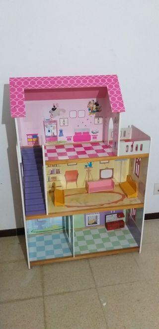 casa de muñecas de mickey