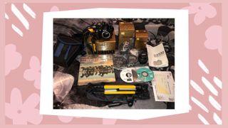Nikon D3100 pack completo