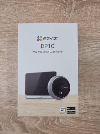 Mirilla Inteligente Ezviz DP1C, como nueva.