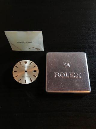 Rolex 1500 Esfera Oyster Perpetual Date