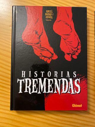 Historias tremendas e Historias negras