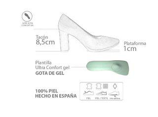 Zapato alto Mimao