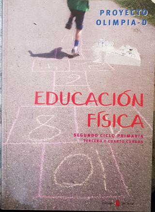 Libro Educación Física 3 y 4 de Primaria