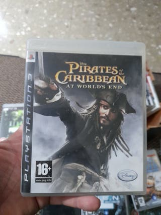 Juego PS3 Pirates of the Caribbean At World's End